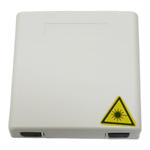 Абонентская оптическая розетка KIWI-CPO-02